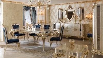 Miraç Klasik Yemek Odası