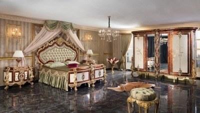 Miresa Klasik Yatak Odası