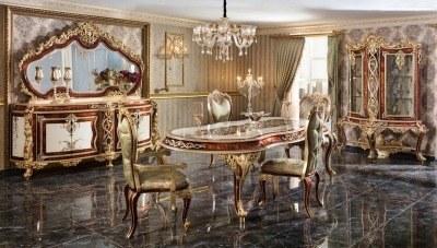 Miresa Klasik Yemek Odası