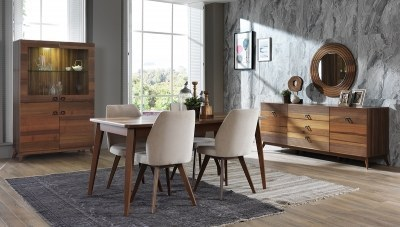 Moda Gümüşlük ve Yemek Masası
