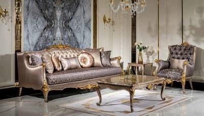 Monalisa Klasik Koltuk Takımı
