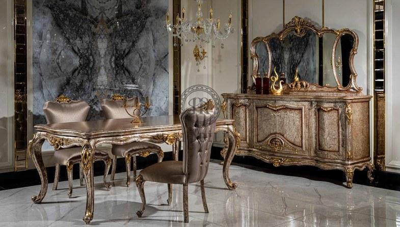 1078 - Monalisa Klasik Yemek Odası