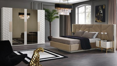 Montreal Gold Yatak Odası