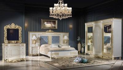 Nablus Klasik Yatak Odası