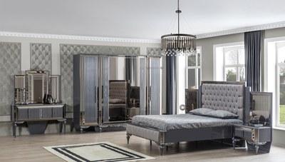 Nantes Lüks Yatak Odası