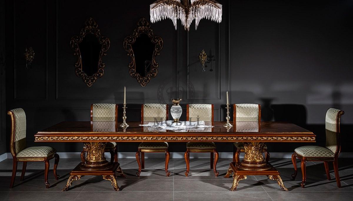 Napula Klasik Yemek Odası