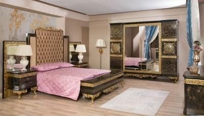 Nazera Klasik Yatak Odası