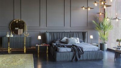 228 - Nişantaşı Lüks Yatak Odası