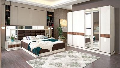 Odensa Yatak Odası