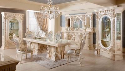 Oguta Klasik Yemek Odası