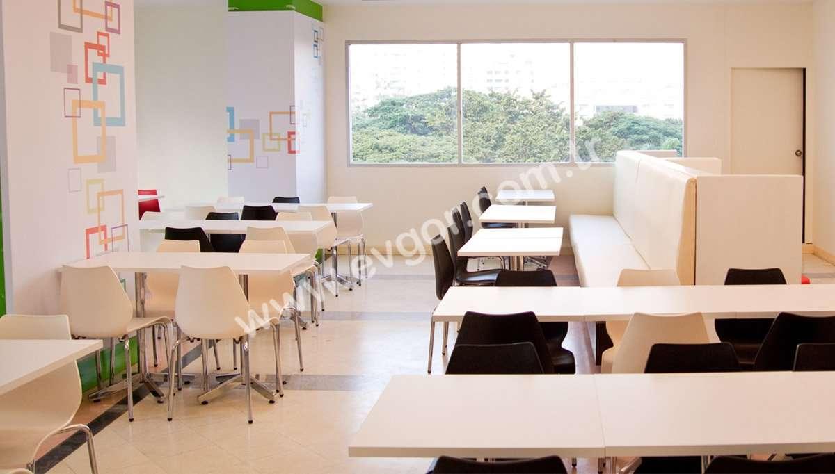 Okul Yemek Masası