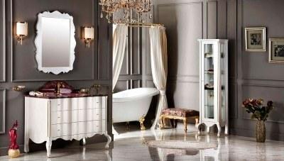 Olera Klasik Banyo Takımı