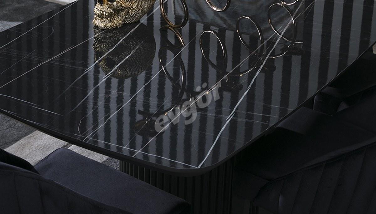 Ophira Metal Yemek Odası