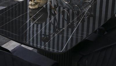 Ophira Metal Yemek Odası - Thumbnail
