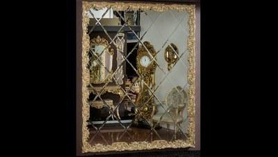 Osmanlı Klasik Boy Aynası