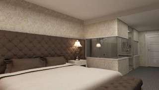 Otel Kapitoneli Yatak Odaları - Thumbnail
