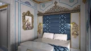 Özel Desenli Yatak Odası