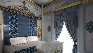 Özel Desenli Yatak Odası - Thumbnail