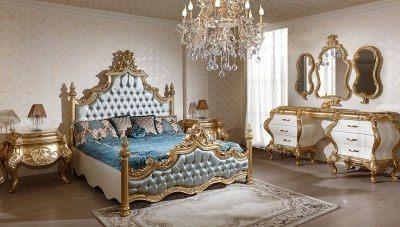 865 - Padişah Klasik Yatak Odası