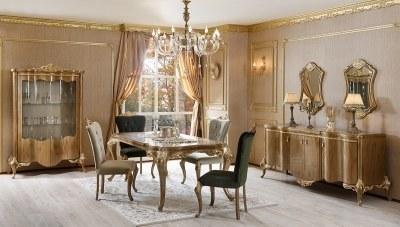Paltini Klasik Yemek Odası