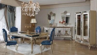 Panora Art Deco Yemek Odası