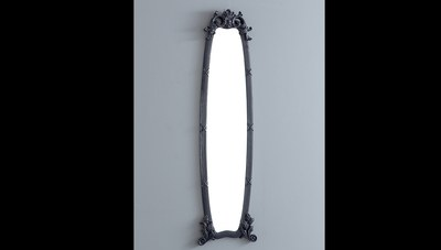 Papatya Klasik Dekoratif Ayna