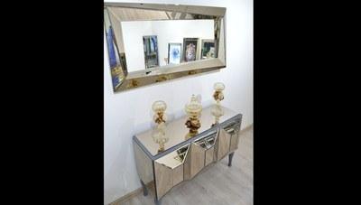 Parma Aynalı Dresuar
