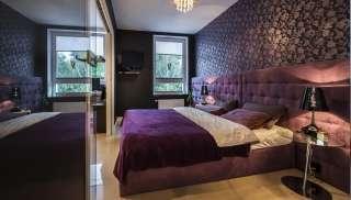 Parsen Otel Yatak Odası