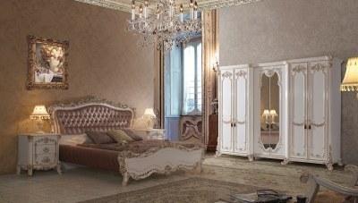 Persina Klasik Yatak Odası