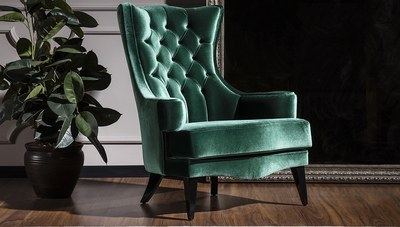 Pierce Art Deco Koltuk Takımı - Thumbnail