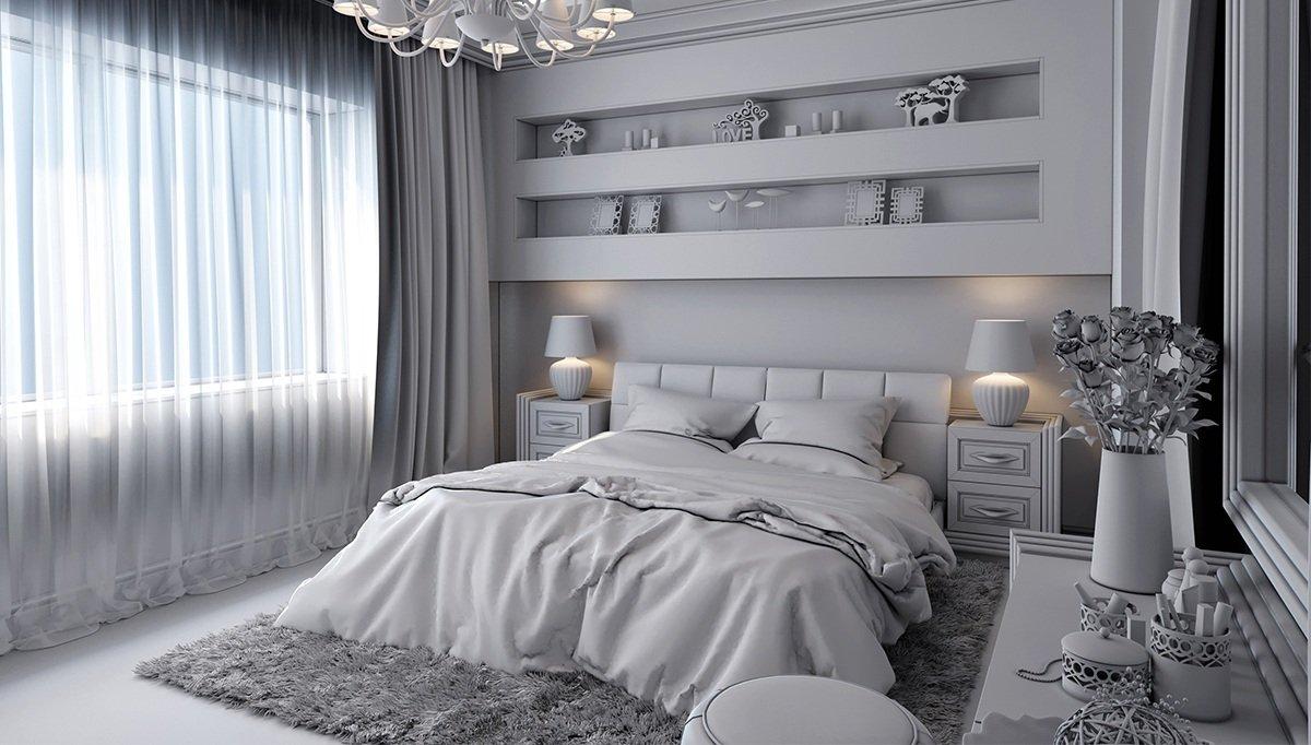 Pino Otel Yatak Odası