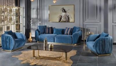 Pisa Luxury Koltuk Takımı