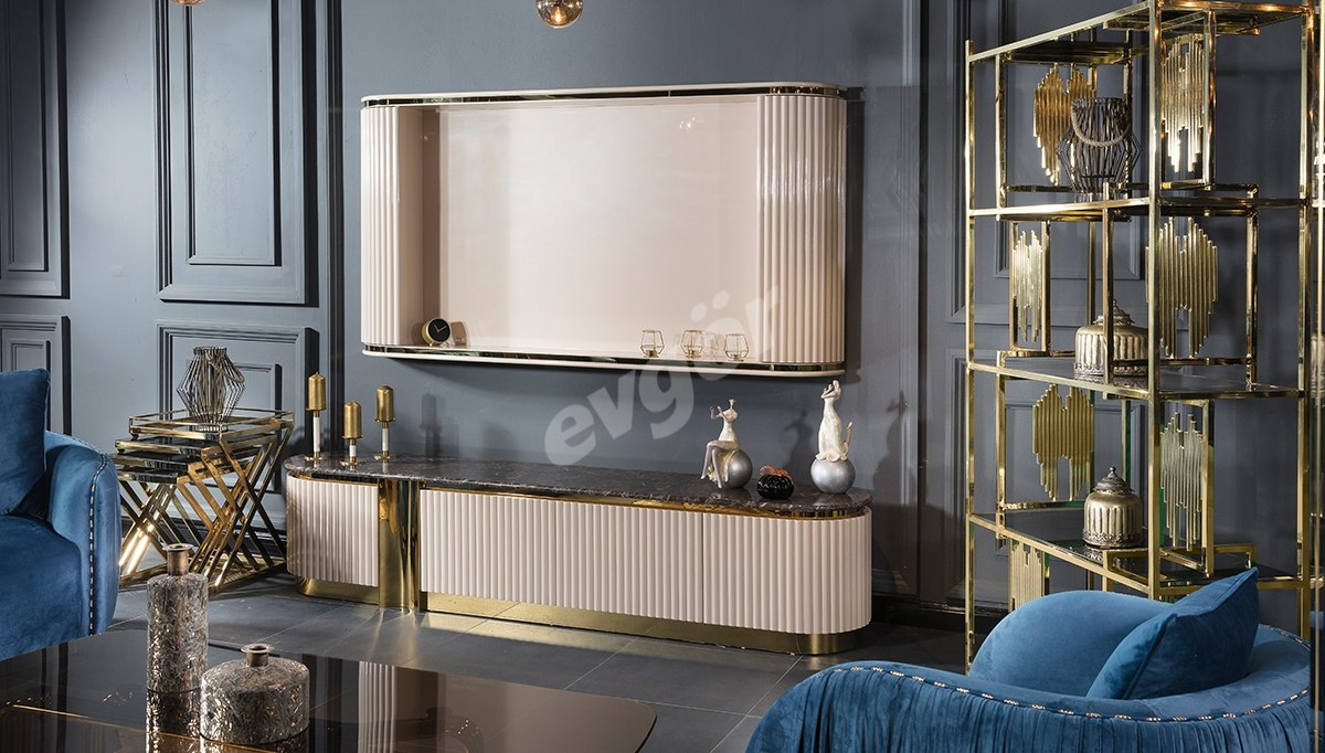 Pisa Luxury TV Ünitesi