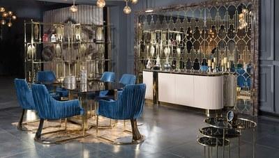 Pisa Luxury Yemek Odası