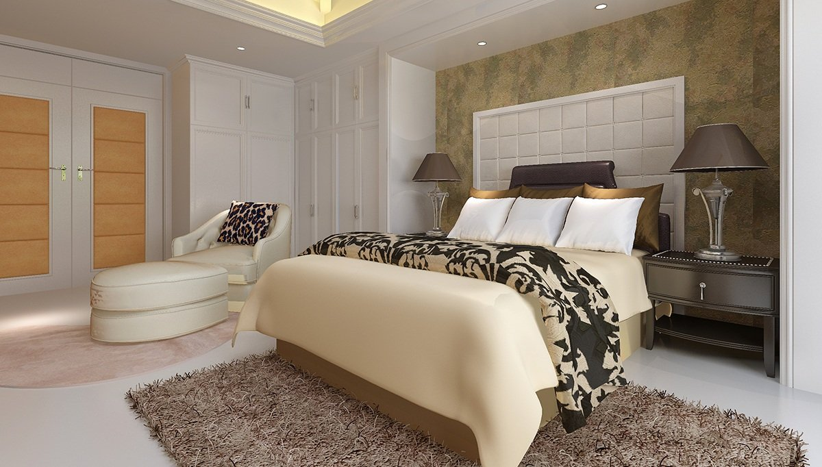 Planeta Otel Yatak Odası