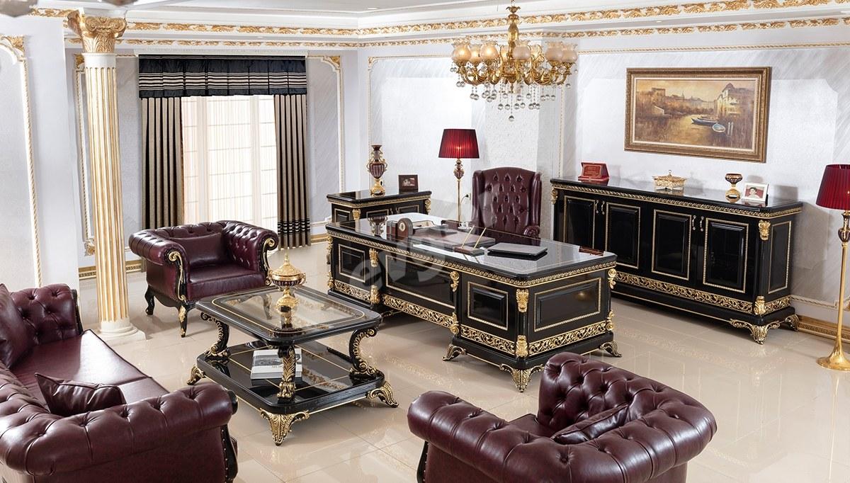 Porenza Klasik Makam Odası