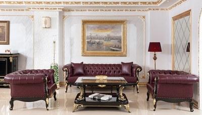 Porenza Klasik Makam Odası - Thumbnail