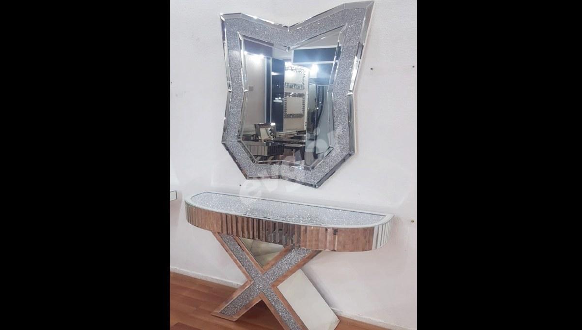 Porlamar Aynalı Dresuar