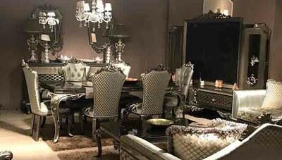 Praghan Klasik Yemek Odası
