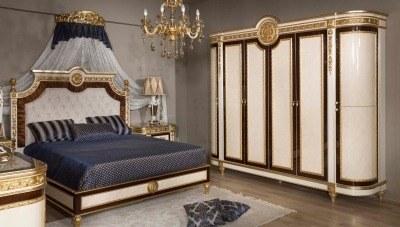 Preveze Klasik Yatak Odası