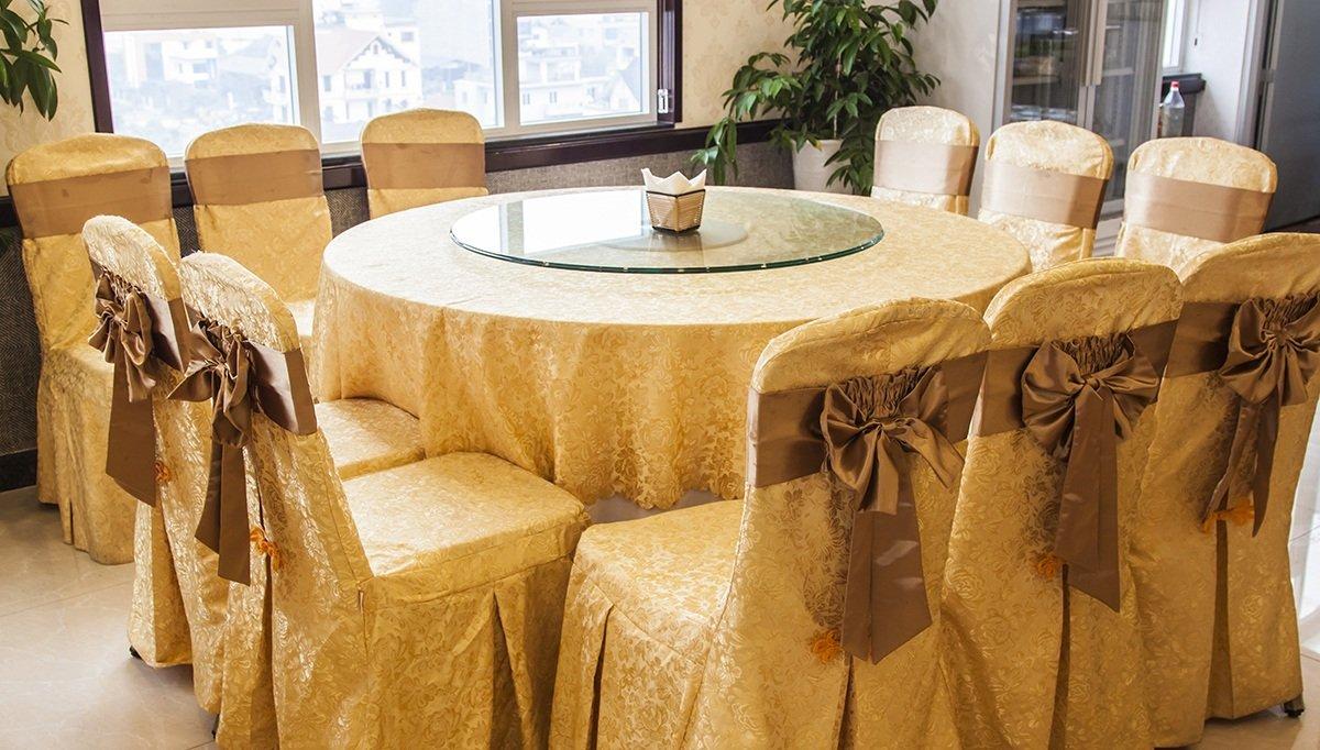 Quel Yuvarlak Yemek Masası