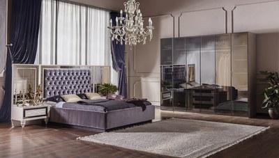 Ramah Art Deco Yatak Odası