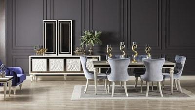 Ramah Art Deco Yemek Odası