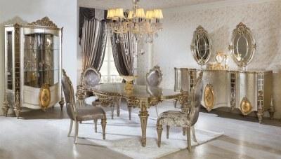 Ravera Klasik Yemek Odası
