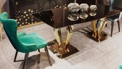 Regenus Metal Yemek Odası