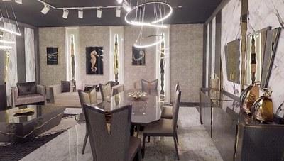 Regiton Luxury Yemek Odası