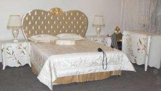 Renkli Kapitone Başlıklı Yatak Odası