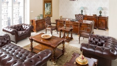 Resorta Klasik Makam Odası