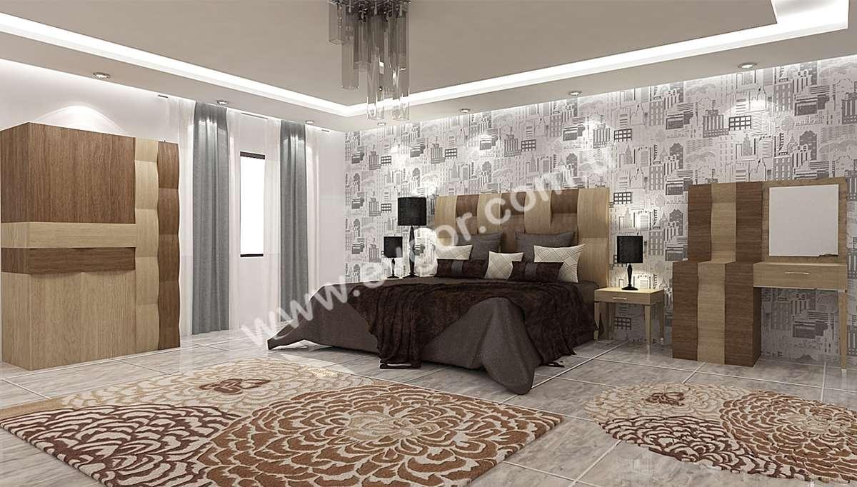 Retona Otel Yatak Odası