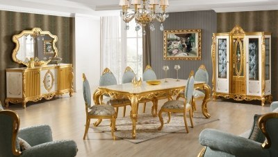 Reynardo Klasik Yemek Odası
